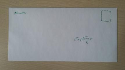 Wie Viel Porto Für Welche Anzahl Blätter Briefwechsel